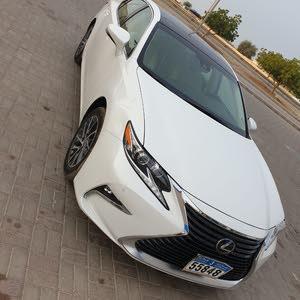 km Lexus ES 2017 for sale