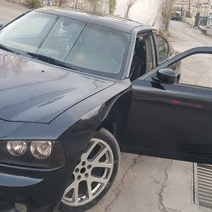 Automatic Black Dodge 2007 for sale