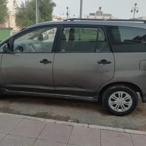 Gasoline Fuel/Power   Toyota Innova 2013