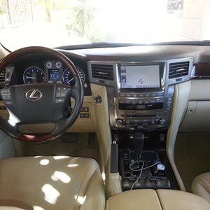 120,000 - 129,999 km mileage Lexus LX for sale