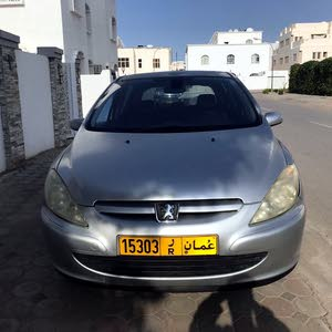 Used condition Peugeot 307 2003 with  km mileage