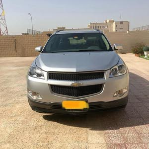 Gasoline Fuel/Power   Chevrolet Traverse 2012