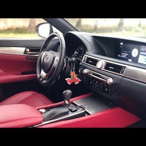للبيع لكزس GS  350F موديل 2014