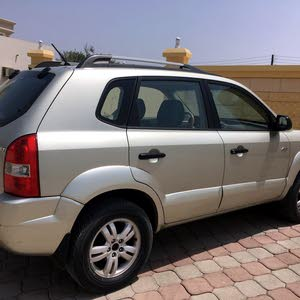 +200,000 km Hyundai Tucson 2007 for sale