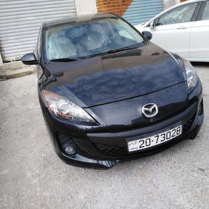 Gasoline Fuel/Power   Mazda 3 2010