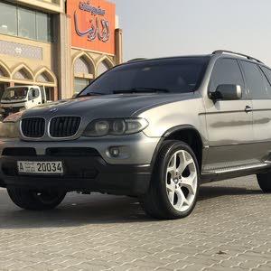 BMW X5 model 2005