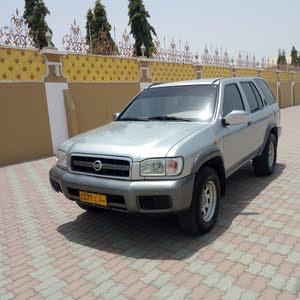 Nissan Pathfinder 2003 For sale - Grey color