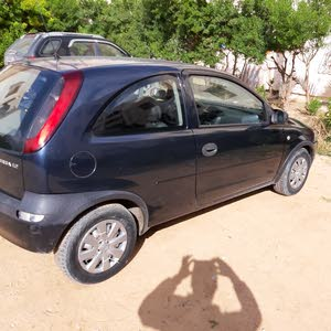 Gasoline Fuel/Power   Opel Corsa 2004