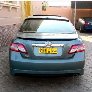 Toyota Camry 2010 For sale - Turquoise color