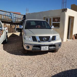 Manual Nissan 2010 for sale - Used - Asbi'a city