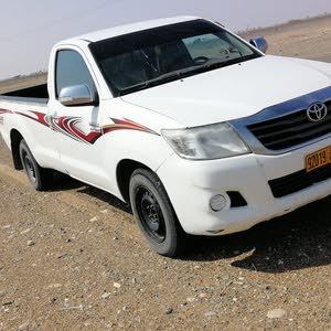Toyota Hilux car for sale 2015 in Al Mudaibi city