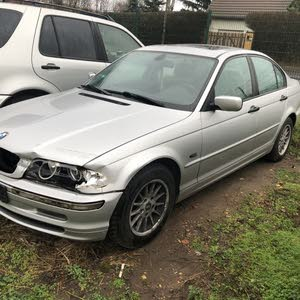 BMW 318i  موديل 2001في المانيا// الاتصال على الفايبر (( 004917662622915 ))