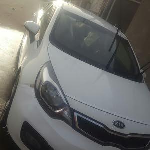سيارة كيا ريو 2013