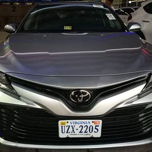 Camry 2018 - Used Automatic transmission