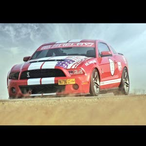 For sale 2010 Red Shelby