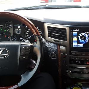 Lexus LX 2012 for sale in Najaf