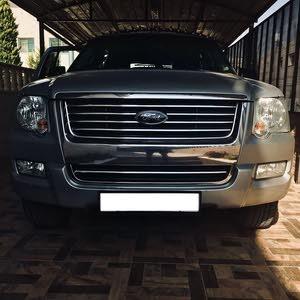 Ford Explorer 2010 4*4  فورد اكسبلورر 2010 suv