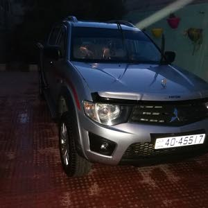 Manual Mitsubishi L200 for sale