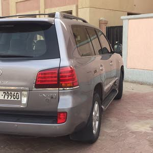 Lexus LX car is available for sale, the car is in  condition