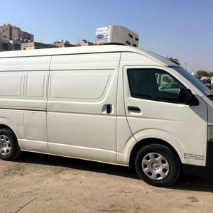 Toyota Hiace 2014 For sale - White color