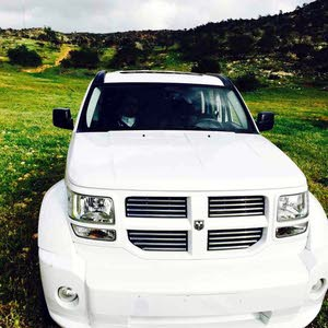 Dodge Nitro car for sale 2010 in Benghazi city