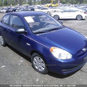 Automatic Blue Hyundai 2009 for sale