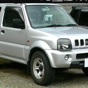 مطلوب سوزوكي جيمني موديل 2000 إلى 2008 نظيفة