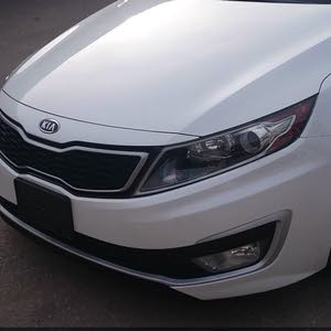 For sale Kia Optima car in Zarqa