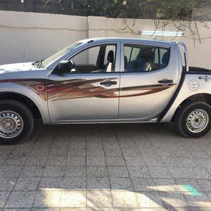 km mileage Mitsubishi L200 for sale