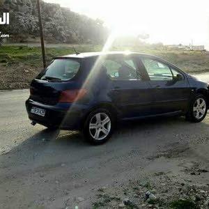 Gasoline Fuel/Power   Peugeot 307 2002