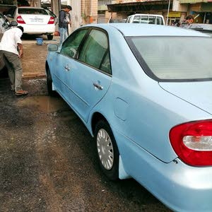 For sale 2004 Blue Camry