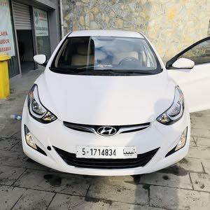 Hyundai Elantra 2015 - Used