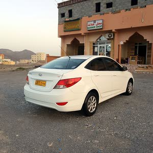 Used condition Hyundai Accent 2014 with 110,000 - 119,999 km mileage
