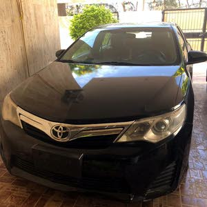 Toyota Camry 2015 for sale in Benghazi