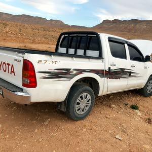 Toyota Hilux car for sale 2008 in Tripoli city