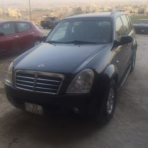 Used SsangYong Rexton in Amman