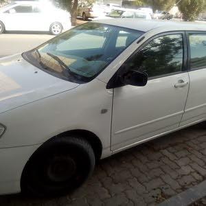 Toyota Corolla 2004 in Sharjah - Used