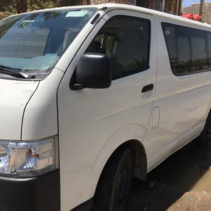 2014 Used Hiace with Manual transmission is available for sale