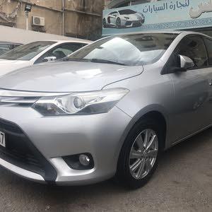Gasoline Fuel/Power   Toyota Yaris 2014