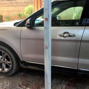 Automatic Used Ford Explorer