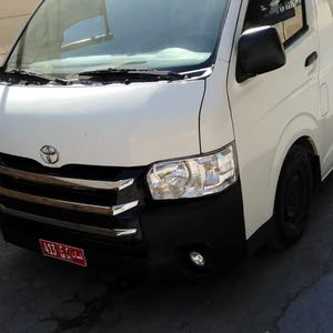 Toyota Hiace car for sale 2014 in Muscat city