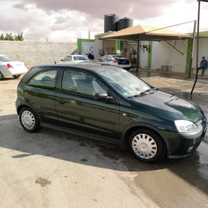 For sale 2004 Green Corsa