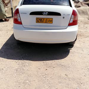 Used condition Hyundai Accent 2008 with 0 km mileage