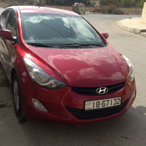 Automatic Hyundai 2012 for sale - Used - Irbid city