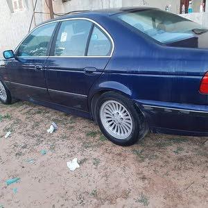 BMW523 بي ام الخامسة