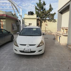 Automatic Mitsubishi 2006 for sale - Used - Misrata city