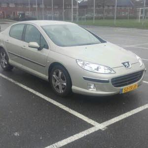 Gasoline Fuel/Power   Peugeot 407 2006