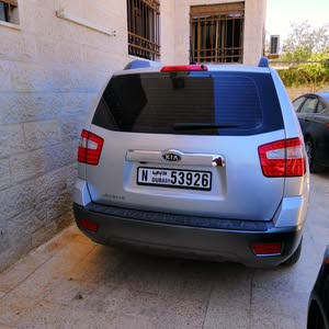 Automatic Silver Kia 2011 for sale