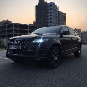Audi Q7 car for sale 2013 in Kuwait City city