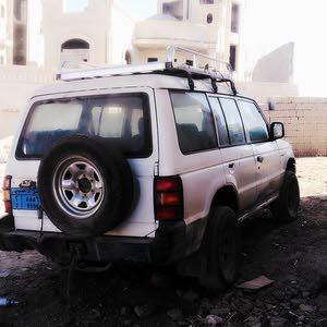 ميتسوبيشي باجيرو 2002 في صنعاء